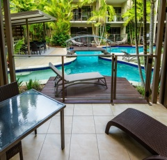 Port Douglas Resorts - Adults only resort - Swim out rooms Port douglas