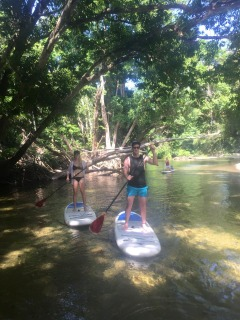 Adventurous Teenagers Should Try Stand Up Paddle Boarding And Explore Port Douglas | Tropical North Queensland With Teenagers