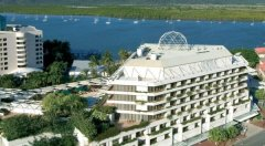 Pullman Reef Hotel Casino Cairns - walking distance to Cairns Esplanade