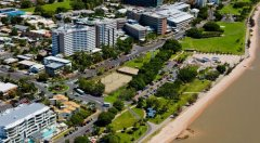 Aerial Shot of Rydges Esplanade