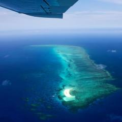 Aerial Views Cairns Reef Scenic Flight Package Deal