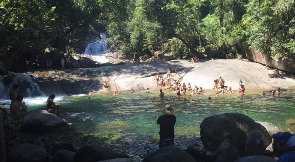 Afternoon Departure From Cairns To Josephine Falls | Enjoy A Refreshing Swim