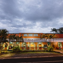 Afternoon Departure Tour From Cairns In Tropical North Queensland | Optional Dinner At The Mena Creek Hotel