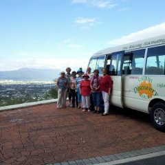 Air-Conditioned Half Day Cairns City Sights Tour | Small Group Combo Tour