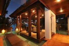 Alfresco Dining - Luxury Port Douglas Holiday Home