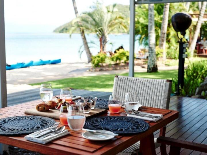 All Inclusive Gourmet Meals | Orpheus Island Resort