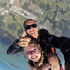 All Smiles at Skydive Cairns