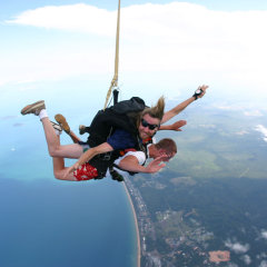 Amazing Views Skydive Cairns