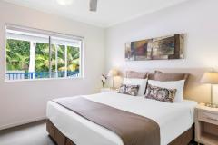 Apartment style bedroom - Silkari Lagoons Port Douglas