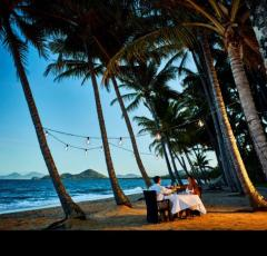 Ask about our Romance Package with Beachfront Dining for 2 - great for that special occasion or honeymoon!