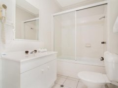 At the Mango Tree Apartment Bathroom - Port Douglas Holiday Accommodation