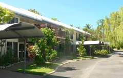 At the Mango Tree Apartments Port Douglas