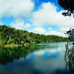 Atherton Tablelands Volcano Crater Lakes
