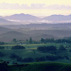 Atherton Tablelands West of Cairns