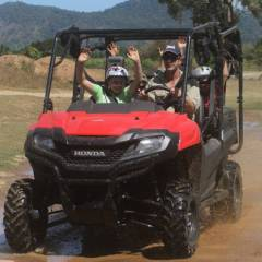 ATV Buggy Ride For Young Children