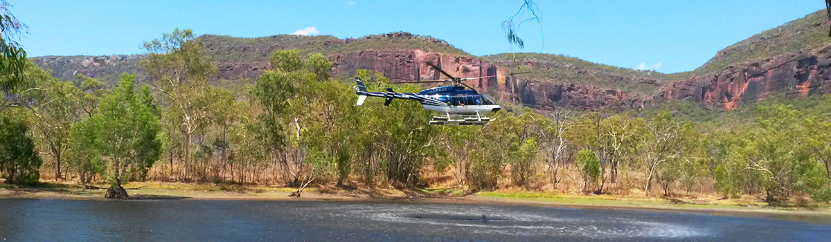 Australian Outback Experience Helicopter Tour