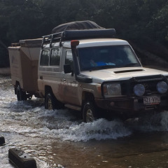Authentic Cape York Tour Camping Safari | Comfortable 4WD Vehicle Made For Australian Off Road Terrain