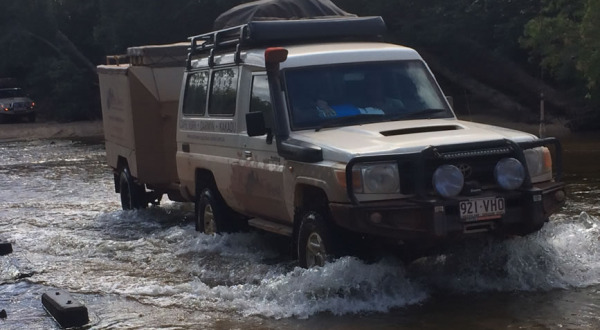 Cape York Tours | Authentic Cape York Tour Camping Safari | Comfortable 4WD Vehicle Made For Australian Off Road Terrain