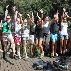 Backpackers Having Fun | Full Day Tour Departs Cairns