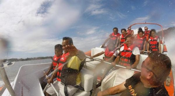 Bad Fishy Jet Boat | Speed Boat Cairns
