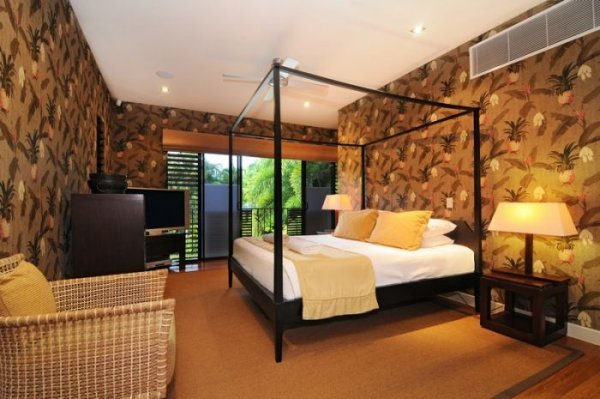 Port Douglas Holiday House - Master King Bedroom