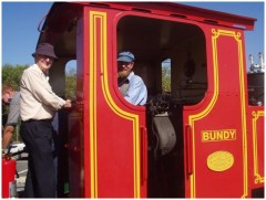 Bally Hooley Stream Train Drivers