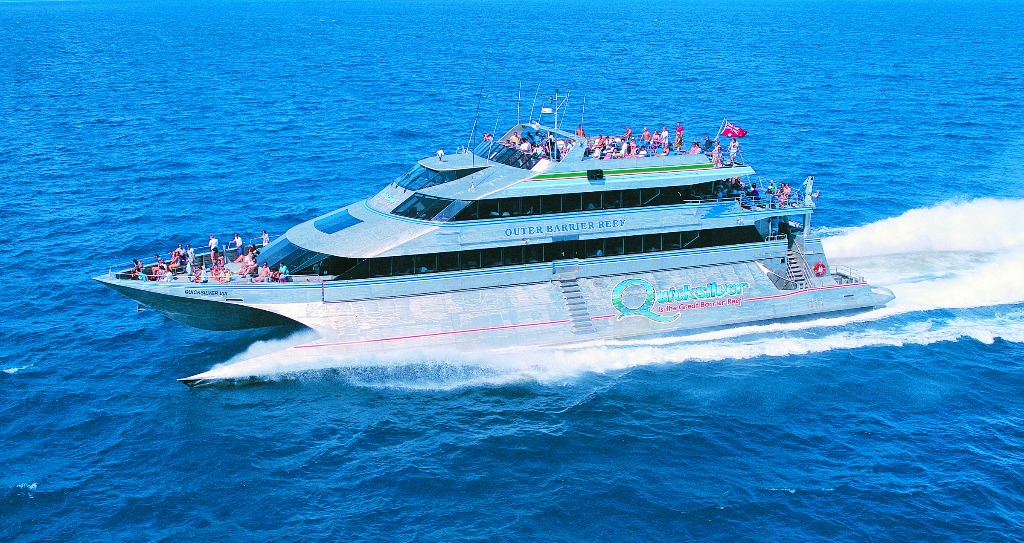 Port Douglas Reef Tours Great Barrier Reef Tour