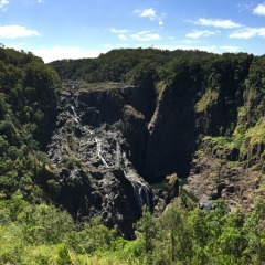 Barron Falls Lookout | Private Tablelands Tours