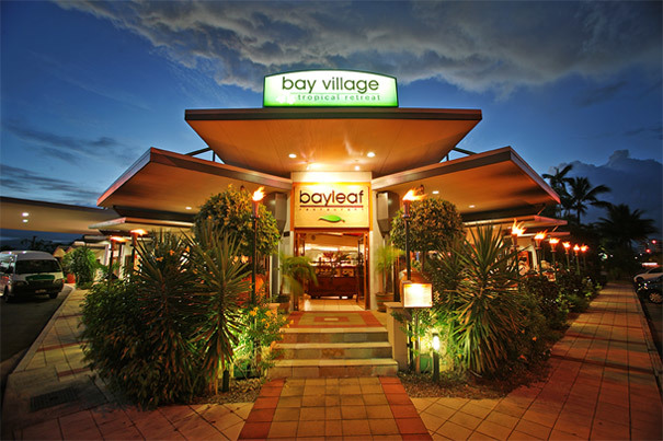 Bay Leaf Restaurant - Popular with Cairns' Locals and visitors
