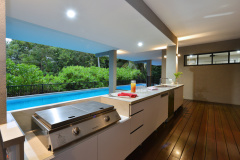Port Douglas Beach House | BBQ by the Pool