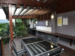 Port Douglas Resort BBQ Facilities