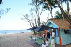 Beach Cafe for a relaxing drink by the sea