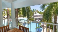 Palm Cove Beach Club Apartments - Furnishings & outlooks may vary between apartments
