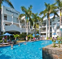 Beach Club Formal Swimming Pool (Heated in Winter) - Beach Club Private Apartments, Palm Cove