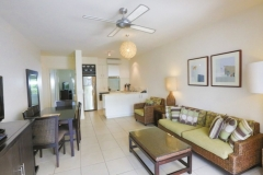 Beach Club Palm Cove Apartment Living Areas
