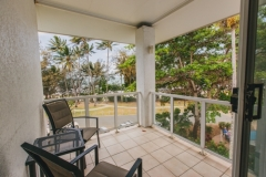 Beachfront overlooking Four Mile Beach, Port Douglas - On the Beach Port Douglas Apartments
