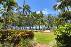 Beachfront Accommodation looking out to Palm Cove Beach | Amphora Resort Private Apartments, Palm Cove