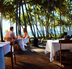 Beachfront Dining at NuNu Restaurant - Palm Cove