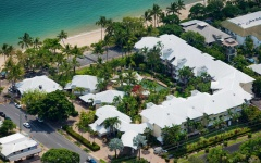 Beachfront Holiday Apartments - Cairns Beaches Popular with Families and Couples