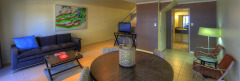 Beachfront Island Spa Suite - Castaways Resort Mission Beach