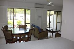 Two Bedroom Garden View Apartment - Beachfront Terraces Port Douglas