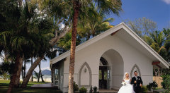 Beachfront Wedding Chapel - Alamanda Resort Palm Cove