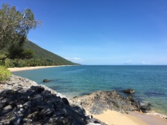 Beautiful 4 mile beach Port Douglas