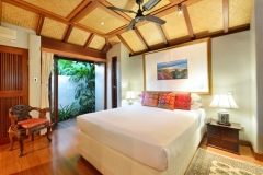 Bedroom 1 - Far Pavilions Luxury Port Douglas Holiday Villa