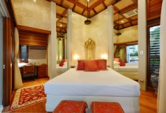 Bedroom 2 - Far Pavilions Luxury Port Douglas Holiday Villa