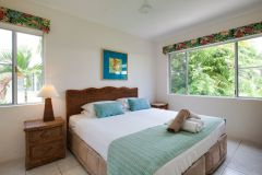 Bedroom at Driftwood Mantaray Apartments Port Douglas