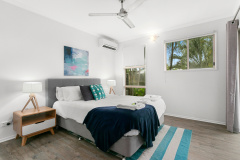 Bedroom | Trinity Beach holiday apartments