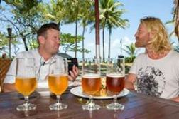 Beer Awards at the Sea Temple Resort