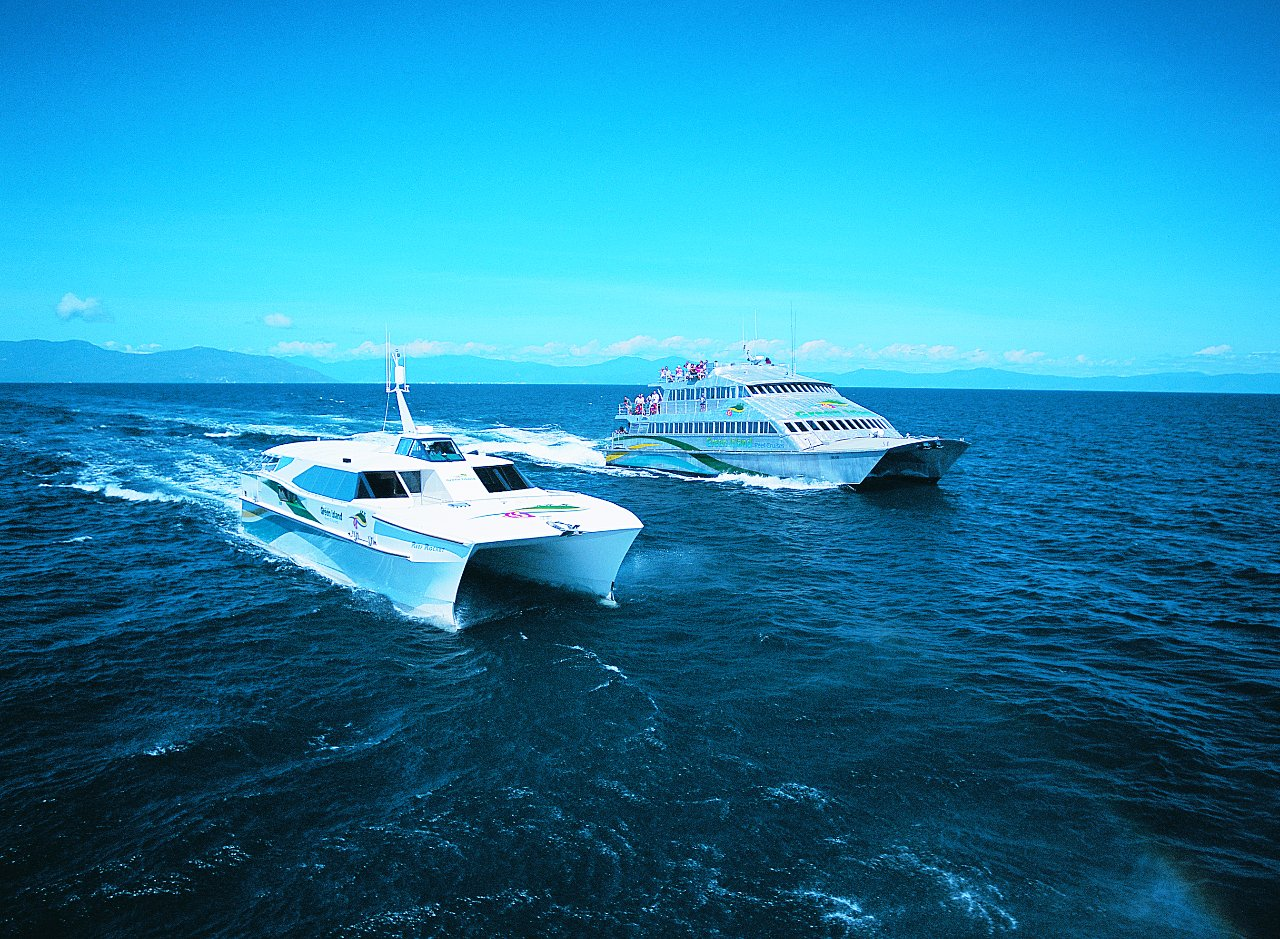 Green Island: Cairns Attractions