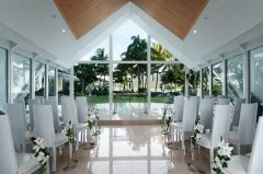 Cairns Hilton Blue Horizon Wedding Chapel, Cairns